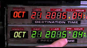 Back to the future 2 10/21/15 English - YouTube